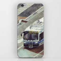 bus number 26 iPhone & iPod Skin