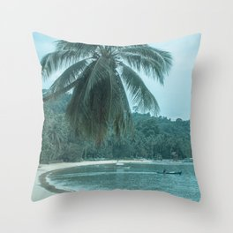 Port Barton Throw Pillow