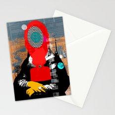 Mona Gasa StreetPunkArt 2 Stationery Cards