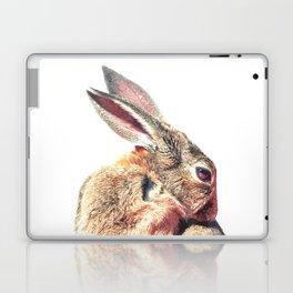 Rabbit Portrait Laptop & iPad Skin