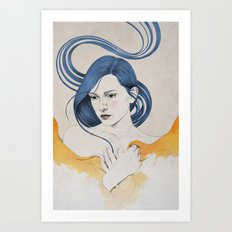 399 Art Print