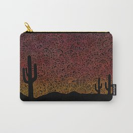 Arizona Drawing Meditation Carry-All Pouch