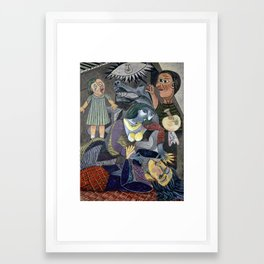 Choicest Memories Framed Art Print