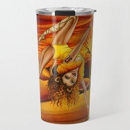 Pole Stars - LEO Travel Mug