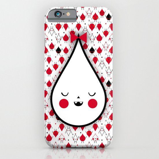 Gotita de la Suerte iPhone & iPod Case
