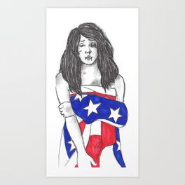 Were Is My Liberty?  Art Print