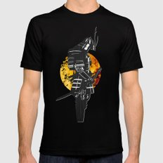 Samurai showdown Black Mens Fitted Tee MEDIUM