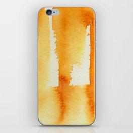 Vertical Sunrise iPhone Skin