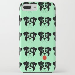 Dogs Green iPhone Case