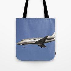 Dassault Falcon 2000 Jet Tote Bag