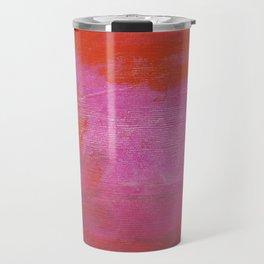 Abstract No. 353 Travel Mug