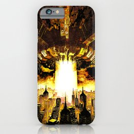 Welcome To The Apocalypse iPhone Case