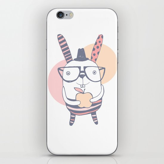 Mr.Rabbit iPhone & iPod Skin
