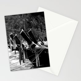 Longtail Boats Stationery Cards