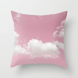 Sweetheart Sky Throw Pillow
