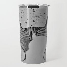 Hairless Cat Travel Mug