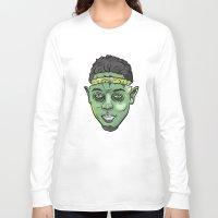 kendrick lamar Long Sleeve T-shirts featuring Kendrick Lamar Yoda by Sneaker Pie