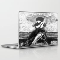 umbrella Laptop & iPad Skins featuring Umbrella by Alyssa Leigh