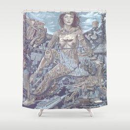 Zena Shower Curtain