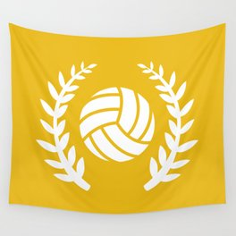 The Volleyball II Wall Tapestry