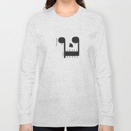 Somber Melody Long Sleeve T-shirt