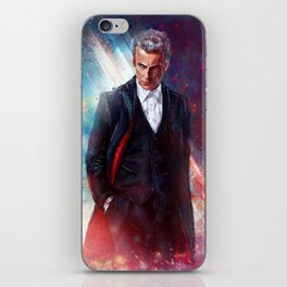The Oncoming Storm iPhone Skin