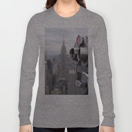 A quarter for the View Long Sleeve T-shirt