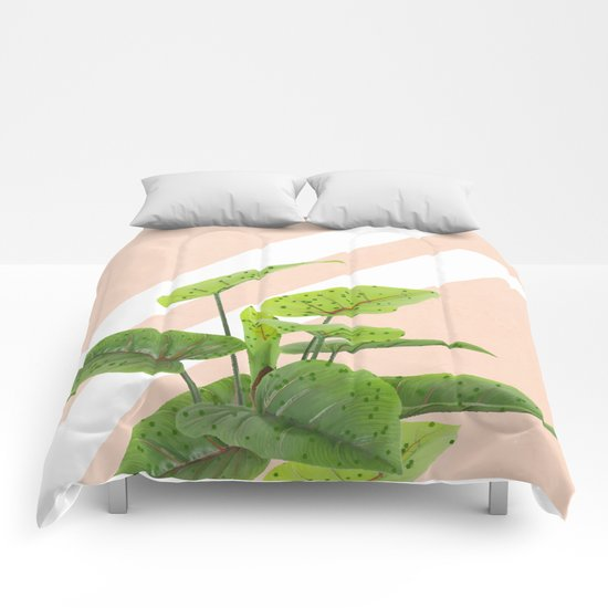 Botanical Art #society6 #decor #lifestyle #buyart Comforters