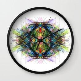 Water Element Wall Clock