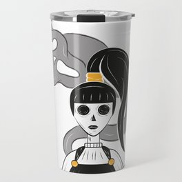 Ghoulish Travel Mug