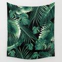 Tropical Jungle Leaves Dream #6 #tropical #decor #art #society6 by anitabellajantz