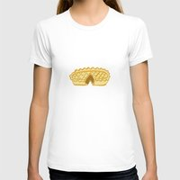 pie T-shirts featuring PIE  by Kathryn Nyquist