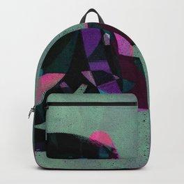 disquiet three Backpack