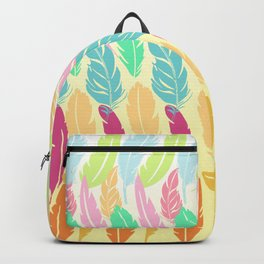 Lovely Feathers Backpack