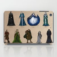 valar morghulis iPad Cases featuring The Aratar by wolfanita