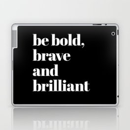 be bold VI Laptop & iPad Skin