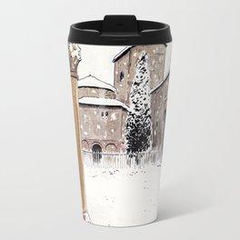 Fox in Bologna Travel Mug