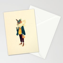 The Fox Jo Stationery Cards