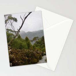 Eucalypt forest Stationery Cards