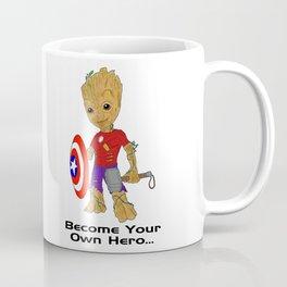Become Your Own Hero Coffee Mug