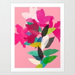 lily 18 Art Print
