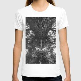 Creekside b&w T-shirt