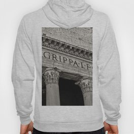 The Pantheon black and white Hoody