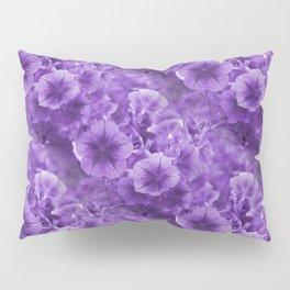 Pansies in Purple.... Pillow Sham