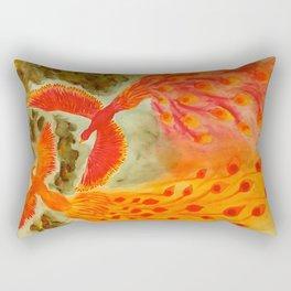 Burn Rectangular Pillow
