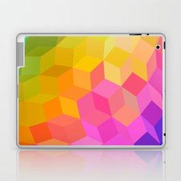 Rainbow Ball Laptop & iPad Skin