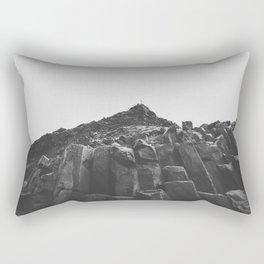 Reynisdrangar Rocks Rectangular Pillow