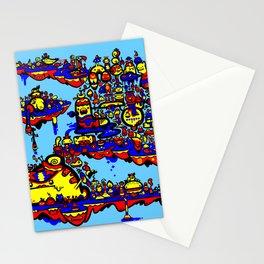 Slug City Stationery Cards