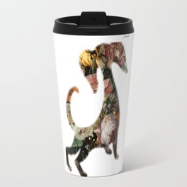 Dog I Jacob's 1968 fashion Paris Travel Mug