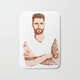 Adam Levine - Pop Art Bath Mat